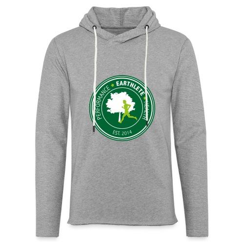 EARTHLETE Brand Logo - Let sweatshirt med hætte, unisex