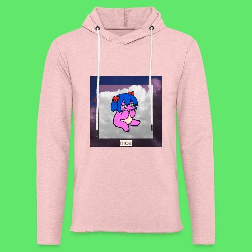 le nice girl - Light Unisex Sweatshirt Hoodie