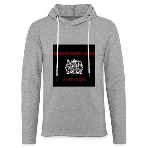 Front - Light Unisex Sweatshirt Hoodie