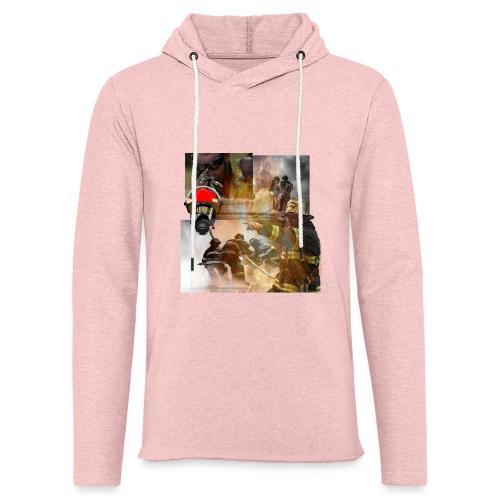 Firefighter - Leichtes Kapuzensweatshirt Unisex