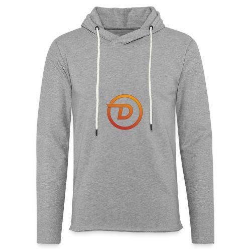 Demo Esport Logo - Lett unisex hette-sweatshirt
