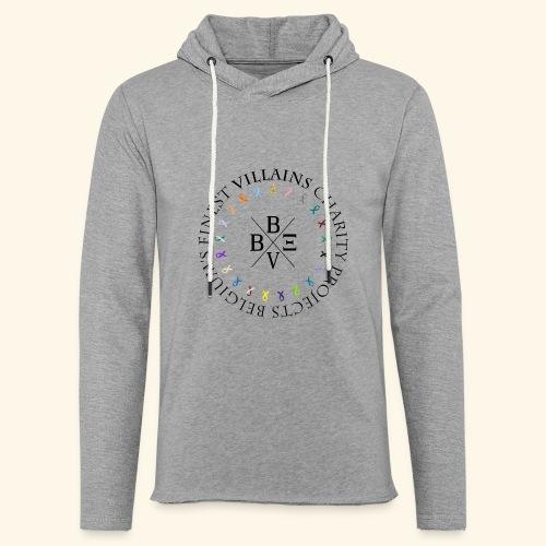 BVBE Charity Projects - Light Unisex Sweatshirt Hoodie