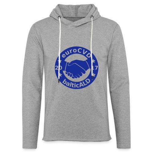 Joint EuroCVD - BalticALD conference mens t-shirt - Light Unisex Sweatshirt Hoodie