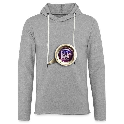 THE MANHATTAN DARKROOM OBJECTIF 2 - Sweat-shirt à capuche léger unisexe