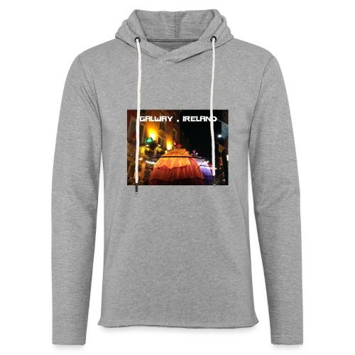 GALWAY IRELAND MACNAS - Light Unisex Sweatshirt Hoodie