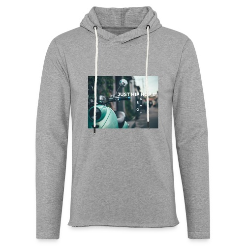 KEMOT_ - Lekka bluza z kapturem