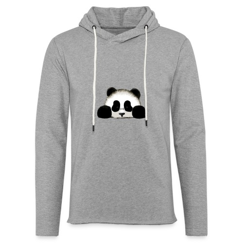 panda - Light Unisex Sweatshirt Hoodie