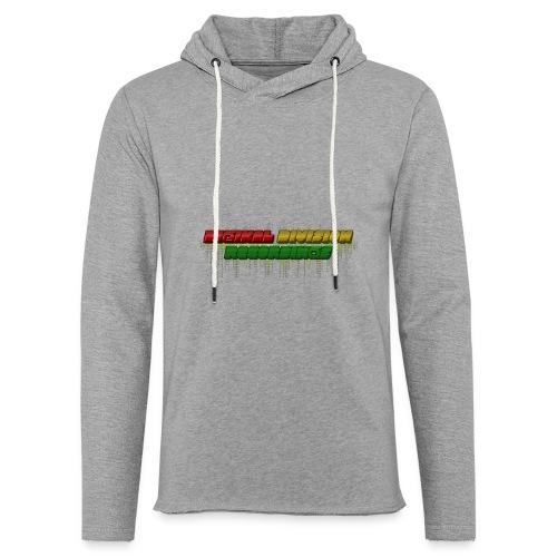 Digikal Division Recordings Logo - Leichtes Kapuzensweatshirt Unisex