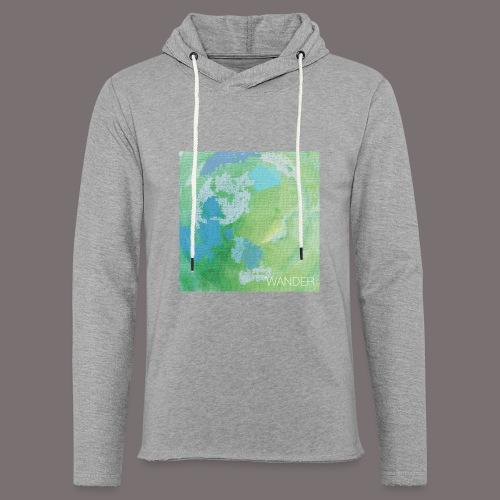 Wander - Leichtes Kapuzensweatshirt Unisex