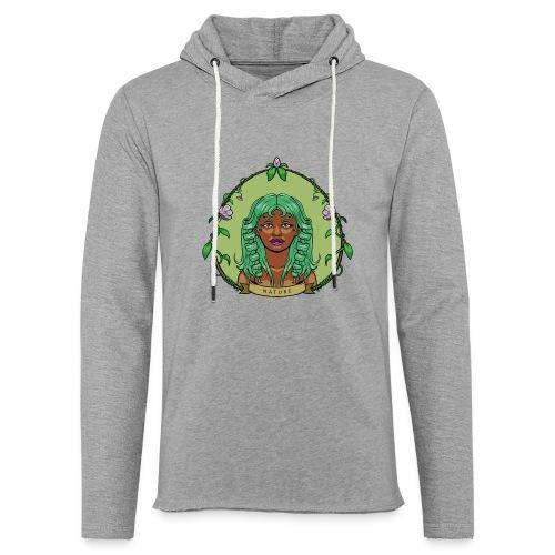 Mother Nature - Sudadera ligera unisex con capucha