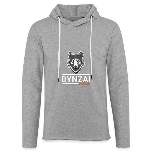 Casquette bynzai - Sweat-shirt à capuche léger unisexe