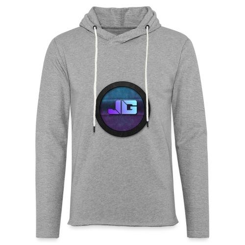 shirt met logo - Lichte hoodie unisex