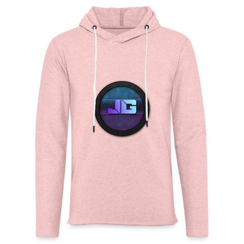 Pet met Logo - Lichte hoodie unisex