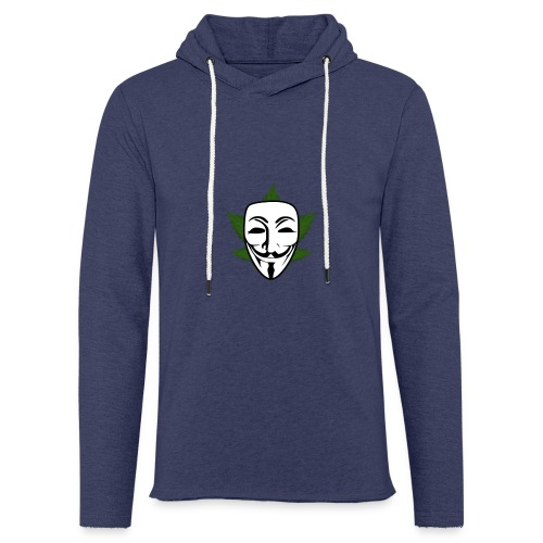 Anonymous - Lichte hoodie unisex