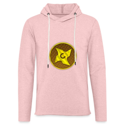 creative cap - Let sweatshirt med hætte, unisex