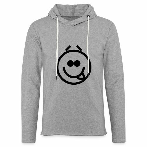 EMOJI 20 - Sweat-shirt à capuche léger unisexe