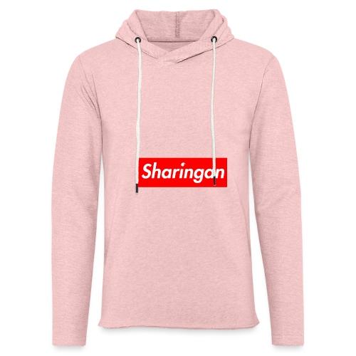 Sharingan tomoe - Sweat-shirt à capuche léger unisexe