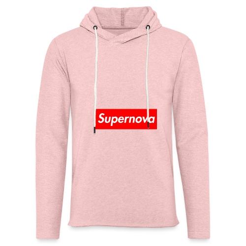 Supernova - Sweat-shirt à capuche léger unisexe