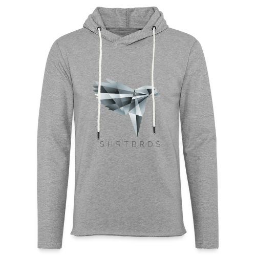 SHRTBRDS - Shirtbirds Polygon - Leichtes Kapuzensweatshirt Unisex