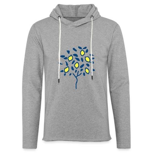 Citron - Sweat-shirt à capuche léger unisexe
