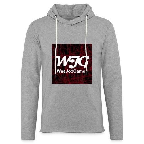 T-shirt WJG logo - Lichte hoodie unisex