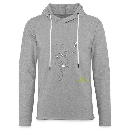 night7 - Light Unisex Sweatshirt Hoodie