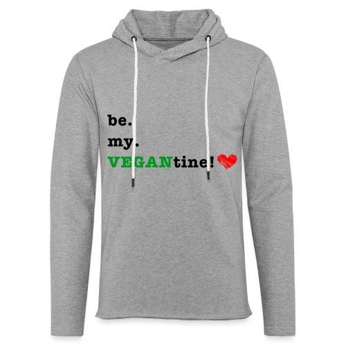 VEGANtine Green - Light Unisex Sweatshirt Hoodie