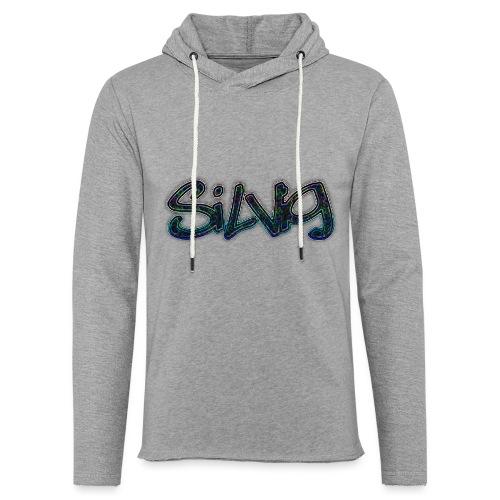SilViG logo limited - Let sweatshirt med hætte, unisex
