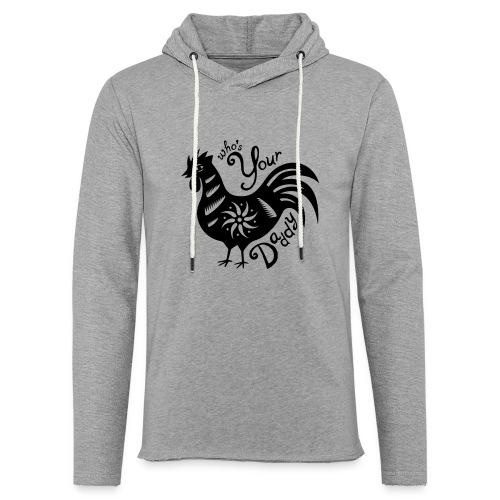 Cock Daddy - Lichte hoodie unisex