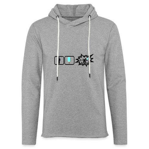 IMG_4164 - Leichtes Kapuzensweatshirt Unisex