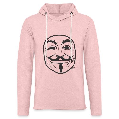 *NEW* Anonymous (H) - Sweat-shirt à capuche léger unisexe