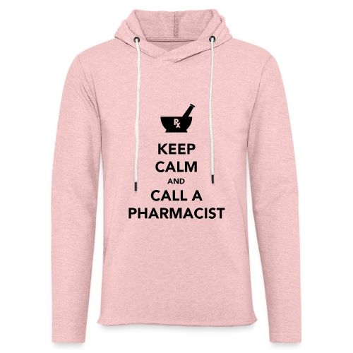 Keep Calm - Pharma - Light Unisex Sweatshirt Hoodie