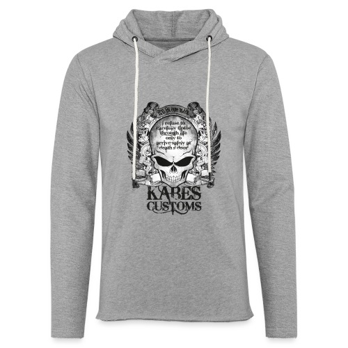 Kabes Tiptoe T-Shirt - Light Unisex Sweatshirt Hoodie