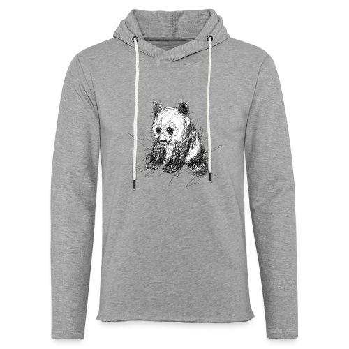 Scribblepanda - Light Unisex Sweatshirt Hoodie