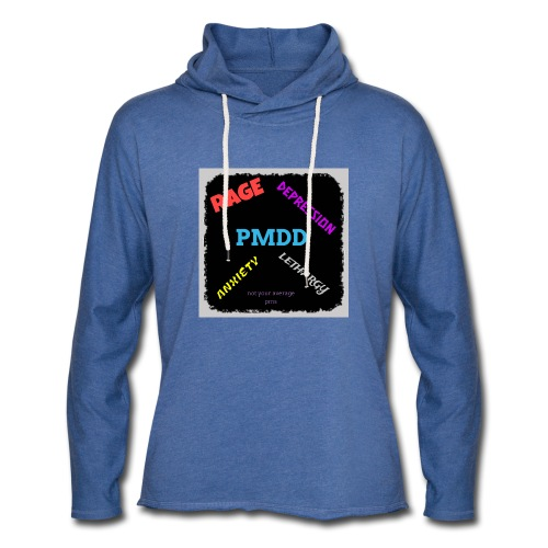 Pmdd symptoms - Light Unisex Sweatshirt Hoodie