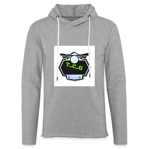 Cool gamer logo - Light Unisex Sweatshirt Hoodie