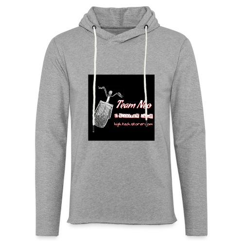 Neo Scooter Club - Sweat-shirt à capuche léger unisexe