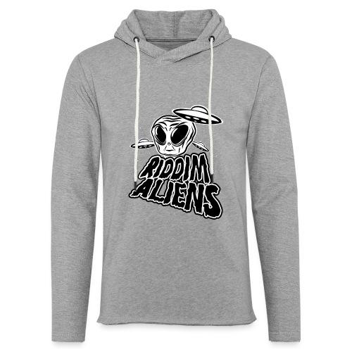 Riddim Aliens (Black Design) - Light Unisex Sweatshirt Hoodie
