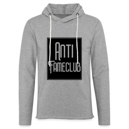 Anti FameClub - Leichtes Kapuzensweatshirt Unisex