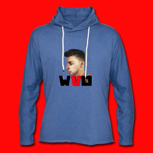 WVO OFFICIAL - Light Unisex Sweatshirt Hoodie