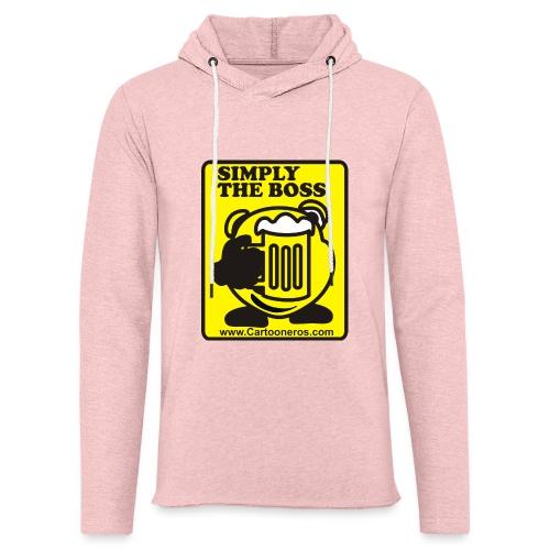 Simply the Boss - Light Unisex Sweatshirt Hoodie