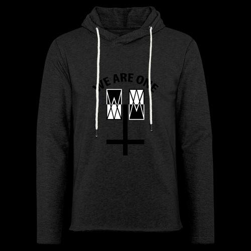 WE ARE ONE x CROSS - Lichte hoodie unisex