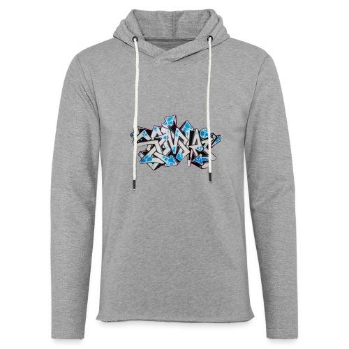 Grafit - Sudadera ligera unisex con capucha