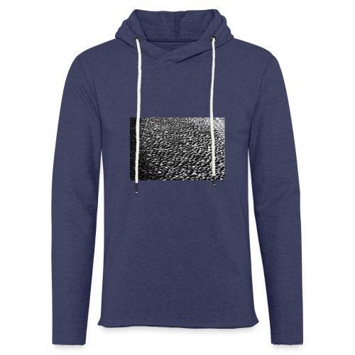 cobblestone shirt - Lichte hoodie unisex