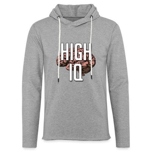 XpHighIQ - Sweat-shirt à capuche léger unisexe