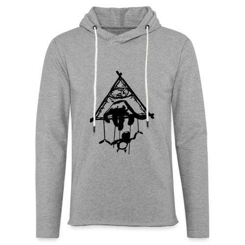 Killuminati Symbol - Leichtes Kapuzensweatshirt Unisex