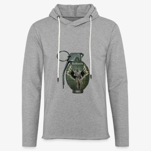 grenadearma3 png - Light Unisex Sweatshirt Hoodie