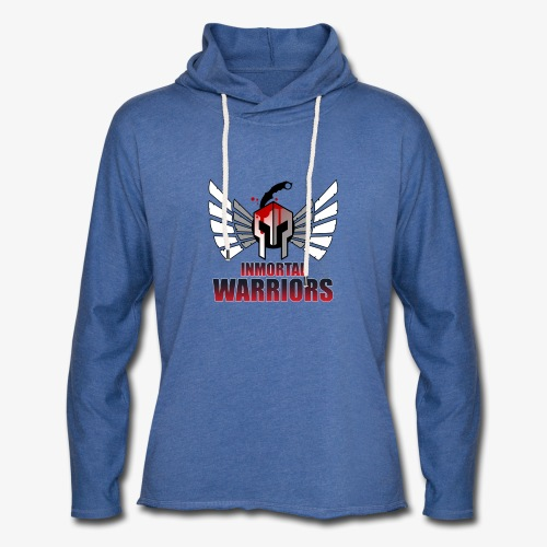The Inmortal Warriors Team - Light Unisex Sweatshirt Hoodie