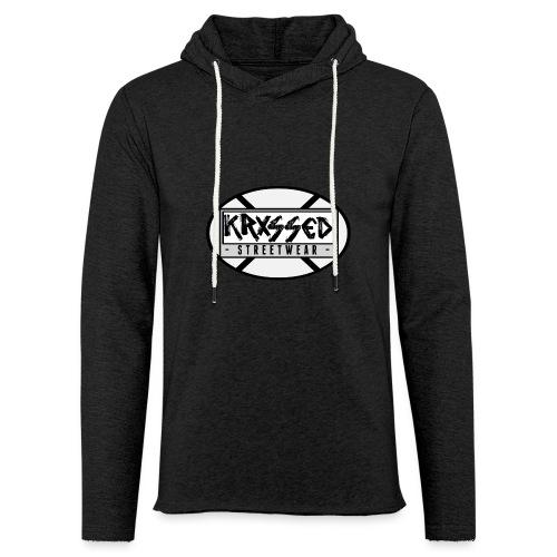 KRXSSED BASIC II - Lichte hoodie unisex