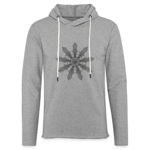 Magic Star Tribal #4 - Light Unisex Sweatshirt Hoodie